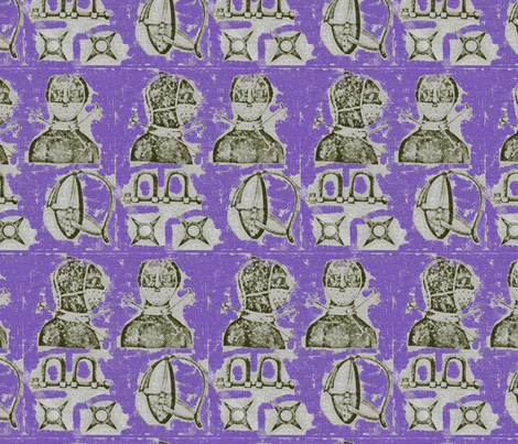 SlaveryMASK fabric by kkitwana on Spoonflower - custom fabric