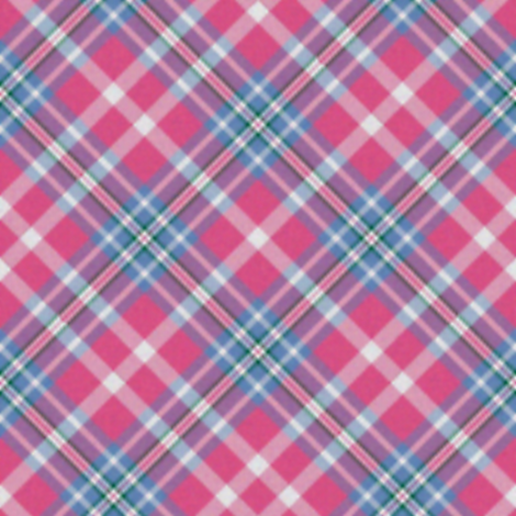 Customized Cornflower Plaid fabric by eclectic_house on Spoonflower - custom fabric