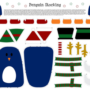Penguin Stocking