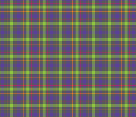 Gamer Plaid 2 fabric by modgeek on Spoonflower - custom fabric