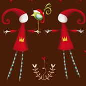 christmas elfes