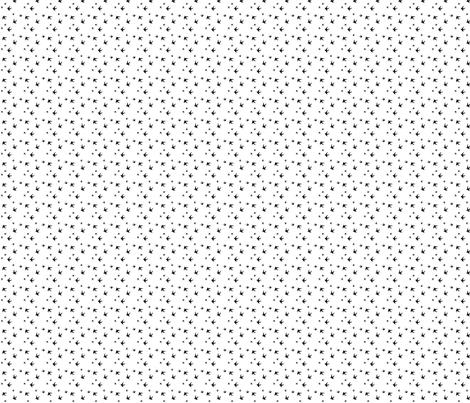 sparrows fabric by abbyg on Spoonflower - custom fabric