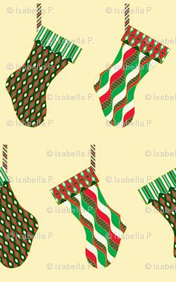 Stocking Parade - Jingle