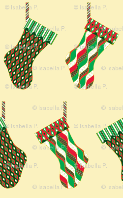 Stocking Parade - Jingle