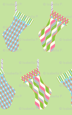 Stocking Parade - Baby