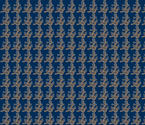 Anchors Away-ch fabric by tiddledeewinks on Spoonflower - custom fabric