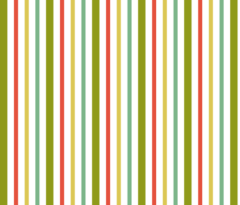 stripes fabric by eedeedesignstudios on Spoonflower - custom fabric