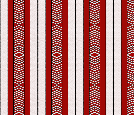 Simon Stripe fabric by paragonstudios on Spoonflower - custom fabric
