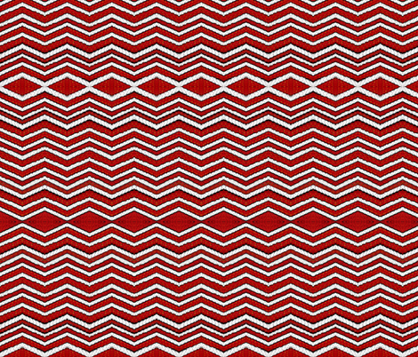 Simon zig-zag fabric by paragonstudios on Spoonflower - custom fabric