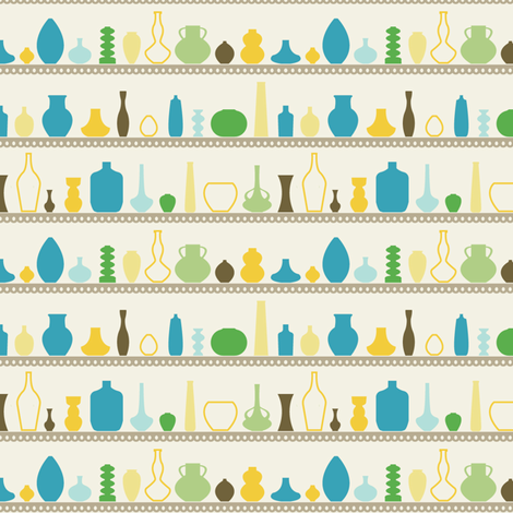Vessels fabric by iheartlinen_ on Spoonflower - custom fabric