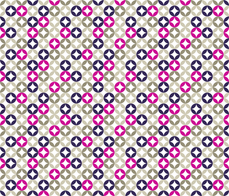 Soft circles - magenta fabric by newmom on Spoonflower - custom fabric