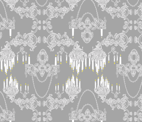 Sconce fabric by kellyjean on Spoonflower - custom fabric
