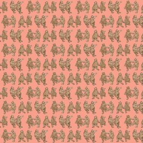 dancing bears-pink
