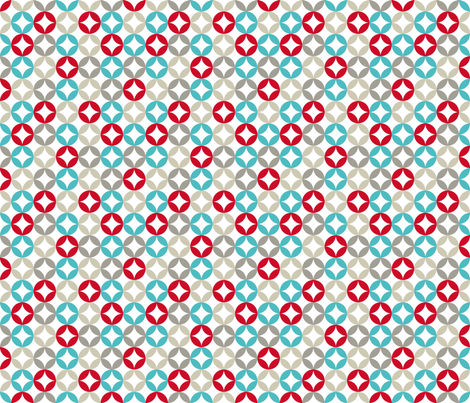 Soft circles - turquoise fabric by newmom on Spoonflower - custom fabric
