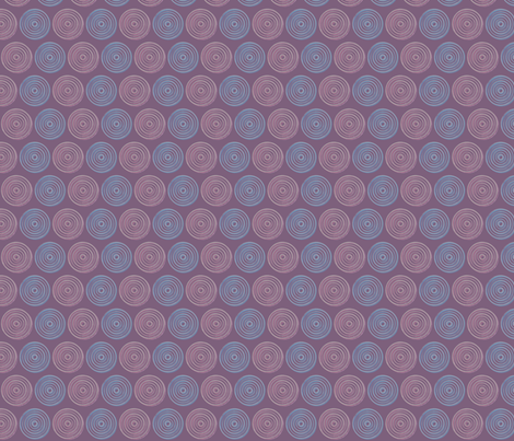 Supersonic (Purple) fabric by leighr on Spoonflower - custom fabric