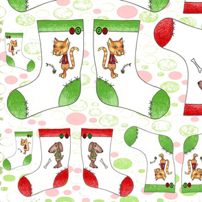 mini stocking sampler 2