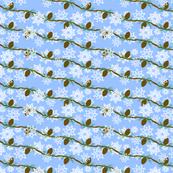 pinecones-snowflakes