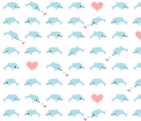 pukupuku island fabric by berrysprite on Spoonflower - custom fabric