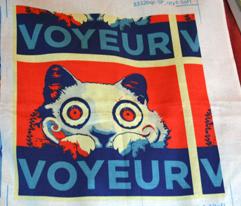 VOYEUR CAT Propaganda