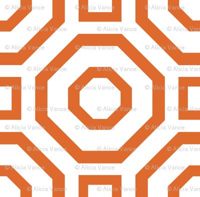 Geometry Orange