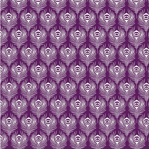peacock_feather_fabric-Purple
