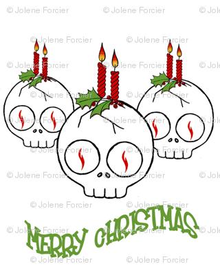 Skully Christmas