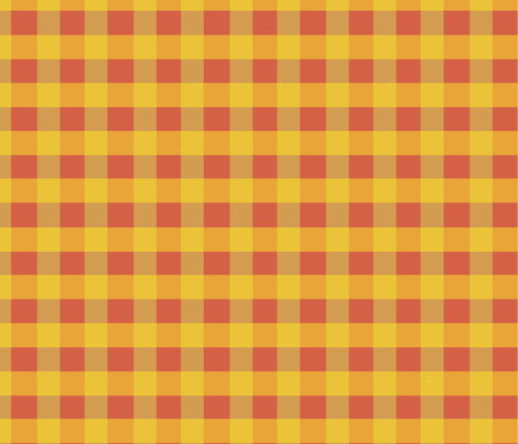 Fall Plaid fabric by asilo on Spoonflower - custom fabric