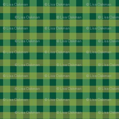 Green Plaid