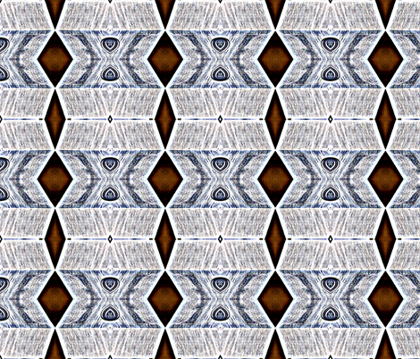 Diamonds fabric by robin_rice on Spoonflower - custom fabric