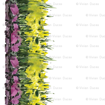 C'EST LA VIV™ Border Collection_Running Daffodil