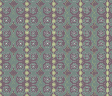 Time-Travel fabric by myrch on Spoonflower - custom fabric