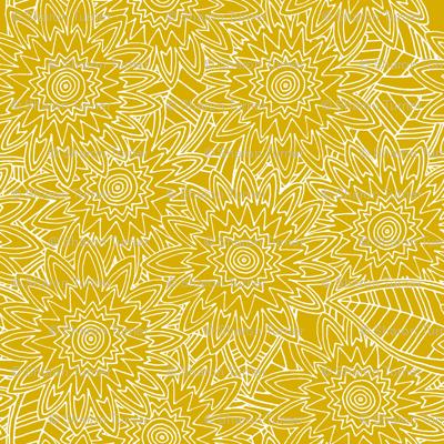 New York yellow fleur