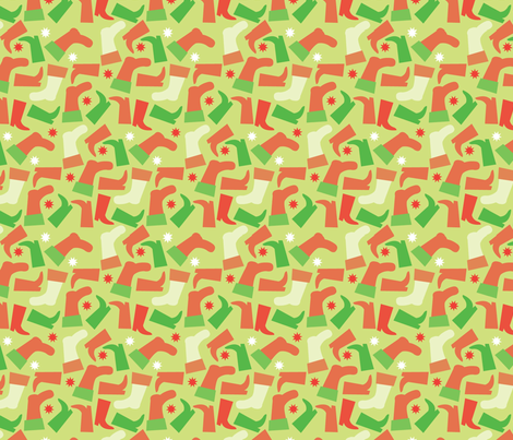stockings fabric by acbeilke on Spoonflower - custom fabric