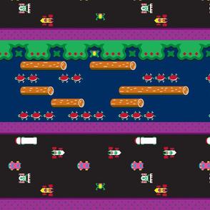 Mock Frogger 1.0