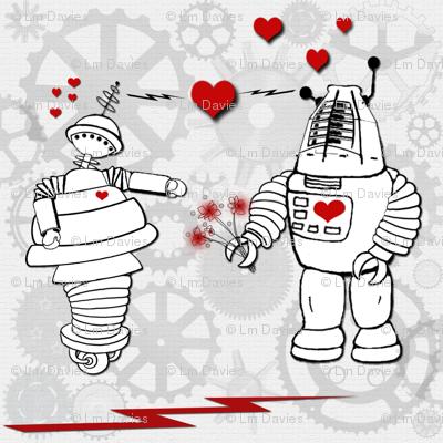 Robot Love II