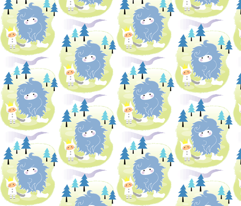 Max fabric by malien00 on Spoonflower - custom fabric