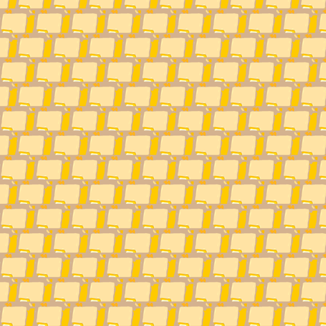 NYC_morning fabric by joanmclemore on Spoonflower - custom fabric
