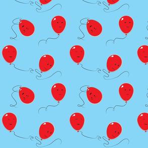 99 Aloof Balloons