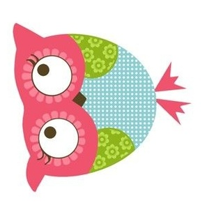 Baby Owl Horizontal