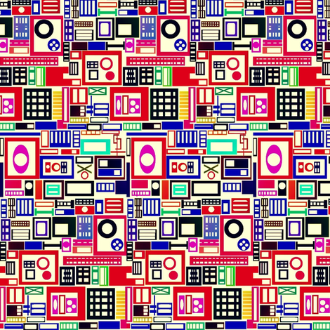 Favela fabric by boris_thumbkin on Spoonflower - custom fabric