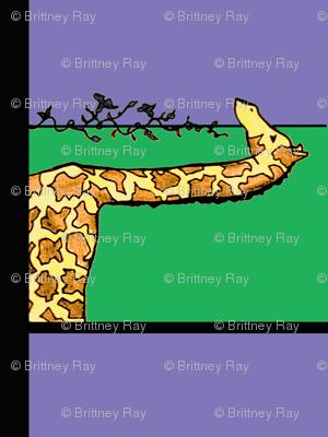 Warm Giraffe