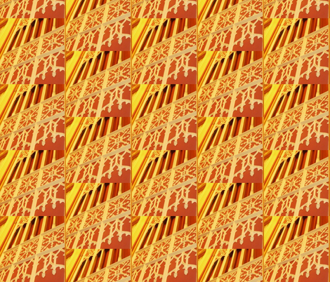 theater_balcony fabric by murrday on Spoonflower - custom fabric