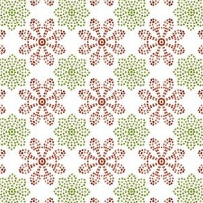 Multi Dots - Christmas