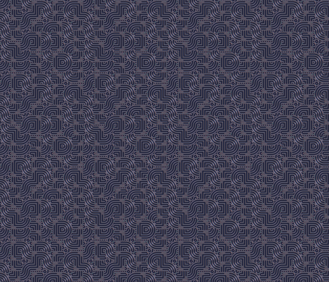 Japanese style pattern fabric by nclames on Spoonflower - custom fabric
