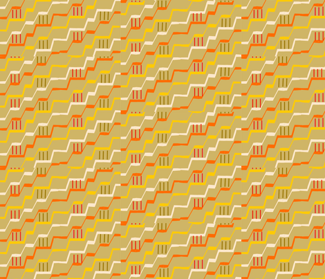 AFRICA_ fabric by ingrid_ on Spoonflower - custom fabric