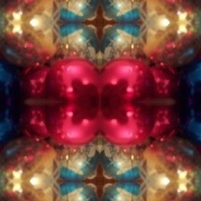 favorite ornaments reflected