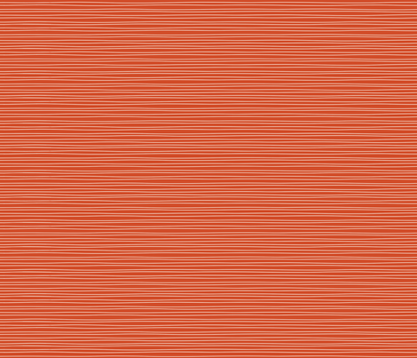 Blast wavy stripe on orange fabric by kamiekazee on Spoonflower - custom fabric