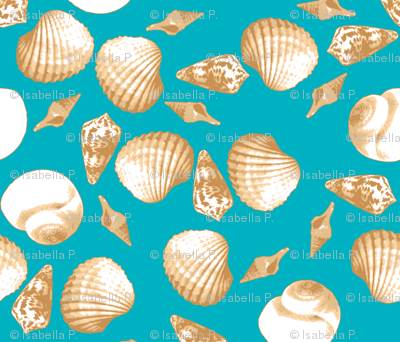 Shell-Mell - Biscuit-Tropical Seas