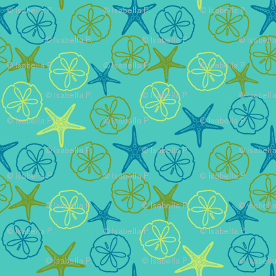 Sea Gifts - Seaweed-Tropical Seas