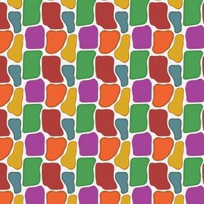 Multicolor Giraffe